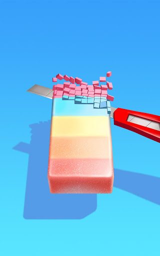 Soap Cutting - Satisfying ASMR APK screenshot 1