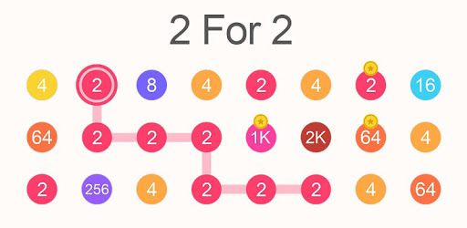 2 For 2: Connect the Numbers Puzzle pc screenshot