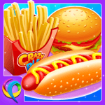 Street Food - Cooking Game for Kids APK icon