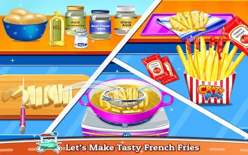 Street Food - Cooking Game for Kids APK screenshot 1