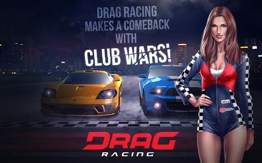 Drag Racing: Club Wars (2014) APK screenshot 1