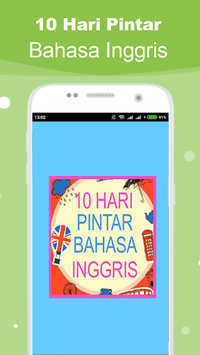 10 Smart Days of English APK screenshot 1