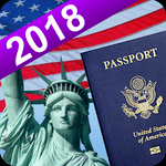 US Citizenship Test 2019 Audio icon