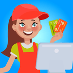 Supermarket Cashier Simulator - Money Math Game icon