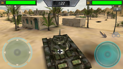 War World Tank 2 APK screenshot 1
