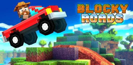 Blocky Roads pc screenshot