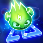 Glow Monsters - Maze survival icon