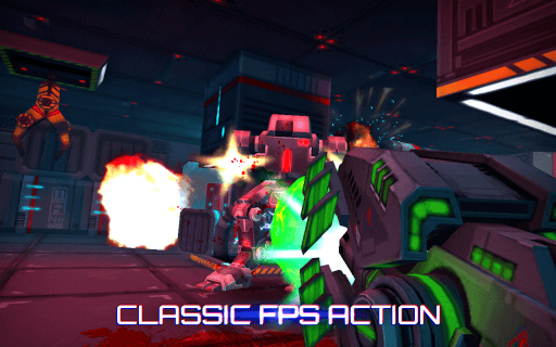 Neon Shadow APK screenshot 1