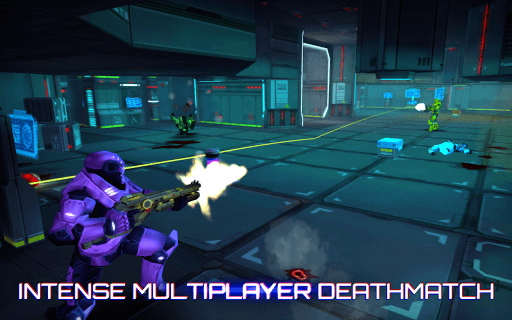 Neon Shadow APK screenshot 1