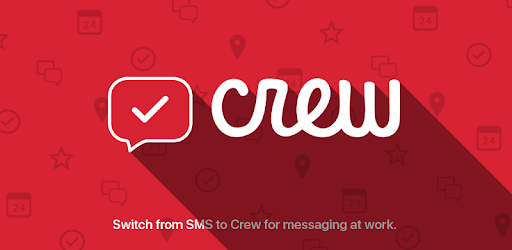 Crew - Free Messaging and Scheduling pc screenshot