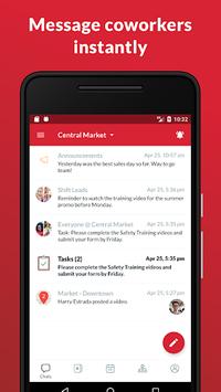 Crew - Free Messaging and Scheduling APK screenshot 1