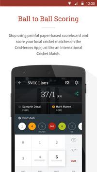 CricHeroes - World's Number 1 Cricket Scoring App APK screenshot 1