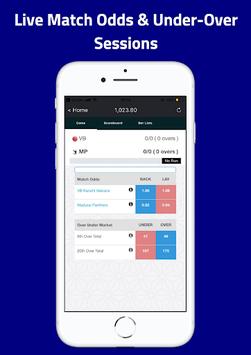 Criczumo - Fantasy Cricket, Real Match Odds apk screenshot 2