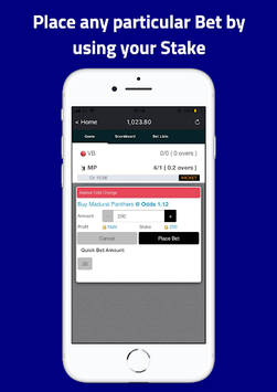 Criczumo - Fantasy Cricket, Real Match Odds apk screenshot 3