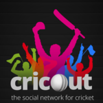 Cricout Cricket Scores & News icon