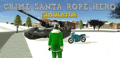 Crime Santa Claus Rope Hero Vice Simulator pc screenshot