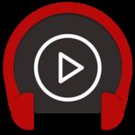 Crimson Music Player - MP3, Lyrics, Playlist APK icon