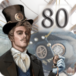 Around The World in 80 Days : Hidden Object Games icon