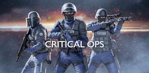 Critical Ops pc screenshot