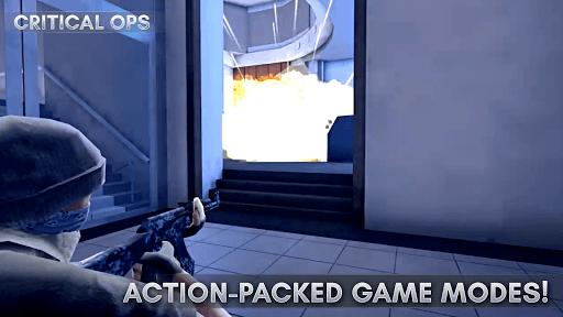 Critical Ops APK screenshot 1