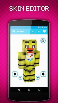 World of Skins APK screenshot 1