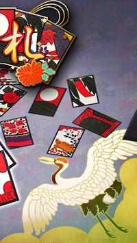 Hanafuda free APK screenshot 1