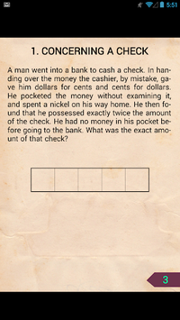 Puzzle Books (English) APK screenshot 1