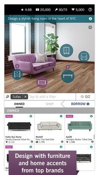 Design Home APK screenshot 1