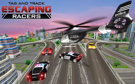 US Police Simulator Crime City Cop Car Driving APK screenshot 1