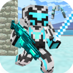 Robot Ninja Battle Royale icon