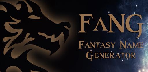 FaNG - Fantasy Name Generator pc screenshot