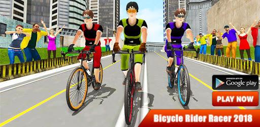 Bicycle Rider Racer 2018 pc screenshot