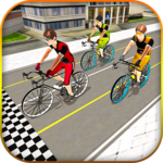 Bicycle Rider Racer 2018 APK icon