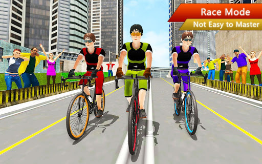 Bicycle Rider Racer 2018 APK screenshot 1