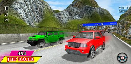 4x4 Jeep Racer pc screenshot