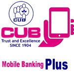 CUB MOBILE BANKING PLUS (All in One App) icon