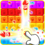 Toy Cube Crash:  Addictive Casual Game for Free icon
