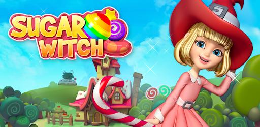 Sugar Witch - Sweet Match 3 Puzzle Game pc screenshot