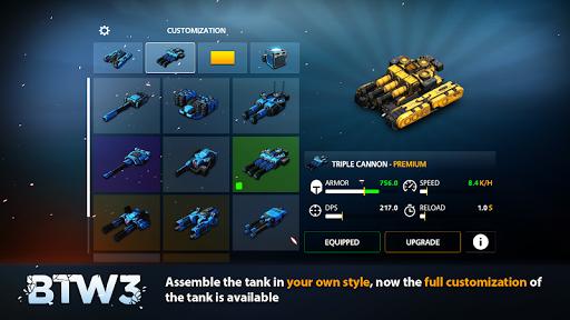 Block Tank Wars 3 APK screenshot 1