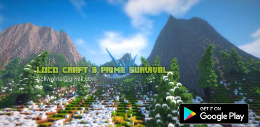 Loco Craft 3 Prime Survival pc screenshot