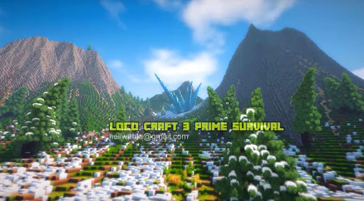 Loco Craft 3 Prime Survival APK screenshot 1