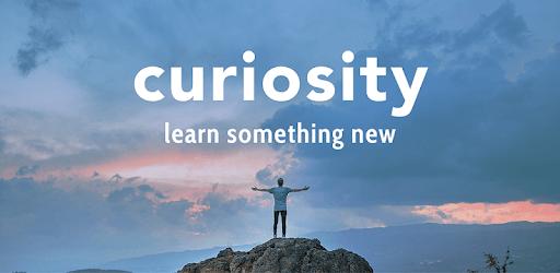 Curiosity pc screenshot