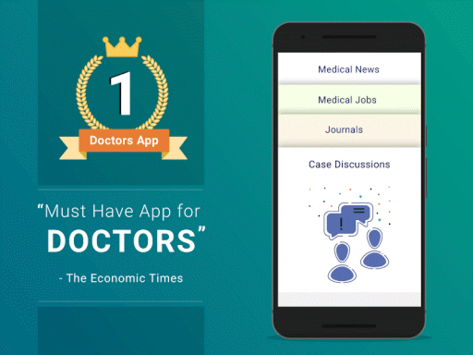 Curofy - Discuss Medical Cases APK screenshot 1