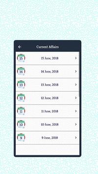 Current Affairs GK In Hindi APK screenshot 1