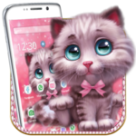 Cute Furry Cat Theme icon