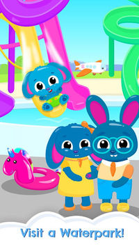 Cute & Tiny Holidays - Summer Family Travel APK screenshot 1