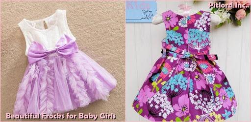Cute Baby Girl Frock Designs pc screenshot