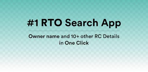 RTO Vehicle Information pc screenshot