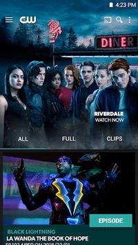 The CW APK screenshot 1