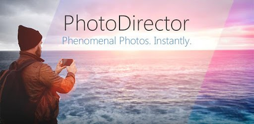 PhotoDirector Photo Editor App, Picture Editor Pro pc screenshot